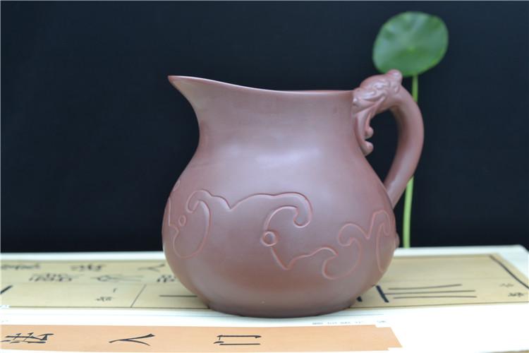 中国名陶钦州坭兴陶公道杯