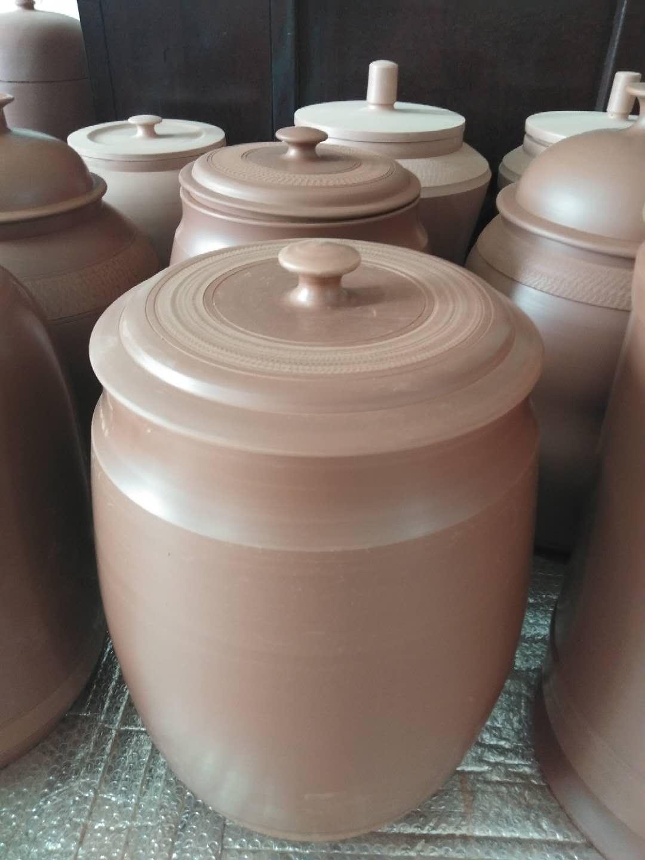 陶瓷茶缸坭兴大陶叶罐