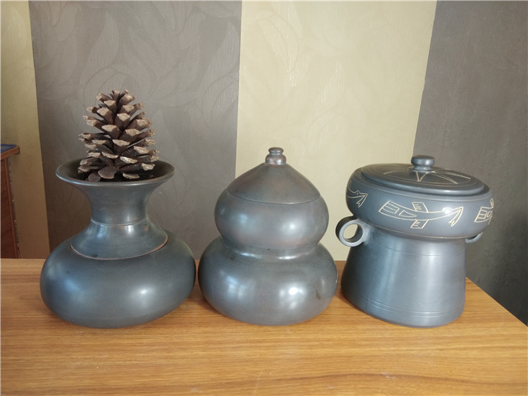 钦州陶罐,坭兴陶瓷罐