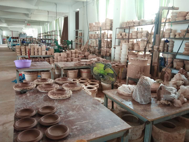 坭兴陶生产制作工艺